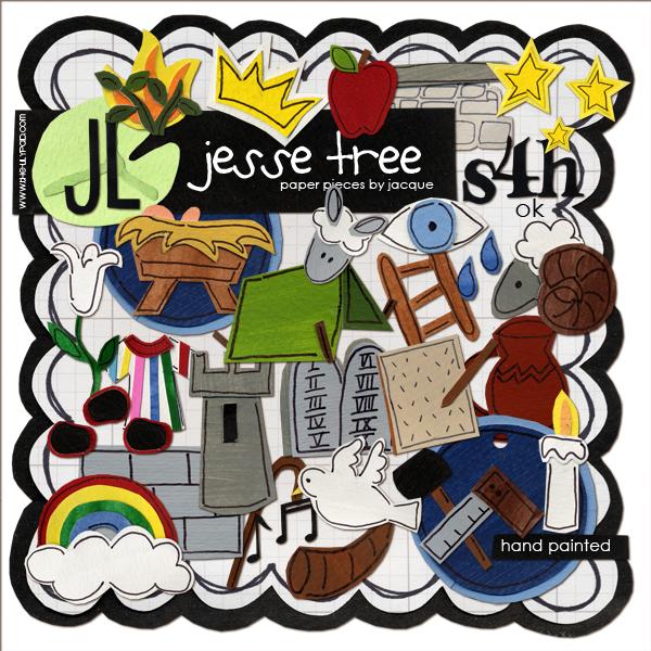 Creating a Jesse Tree