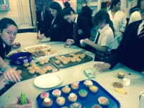 Cakes for charity