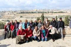 Staff trip to Jerusalem