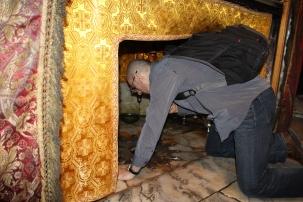 Place of Jesus' birth