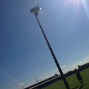 Our wind turbine