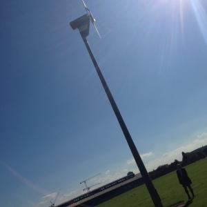 Our wind turbine